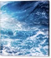Seven Seas Canvas Print