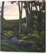 Seven Sisters Secret Retreat Canvas Print