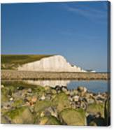Seven Sisters Sussex Canvas Print