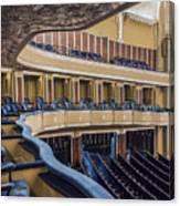 Severance Balcony And Main Floor Canvas Print