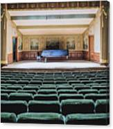 Severance Reinberger Chamber Hall 2 Canvas Print