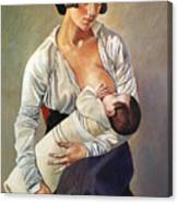 Severini: Maternity, 1916 Canvas Print