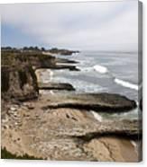 Seymour Marine Discovery Center Santa Cruz Canvas Print