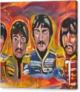 Sgt Pepper Canvas Print