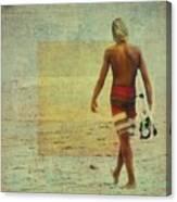 Shades Of Summer Canvas Print