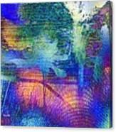 Shades Of Sunset Canvas Print