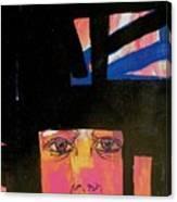 Shadow Boxer Canvas Print