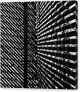 Shadow Pattern No. 208 Canvas Print