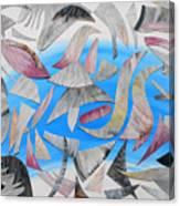 Shadowdance Canvas Print