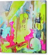 Shadow's N Gloss Canvas Print