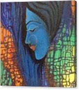 Shakti Canvas Print