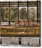 Shallow End Canvas Print