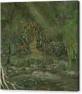 Shalott Canvas Print