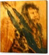 Sham - Tile Canvas Print