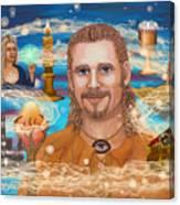 Shaman Storey Canvas Print