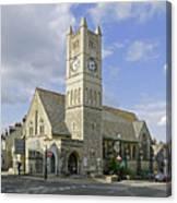 Shanklin United Reformed Church Canvas Print