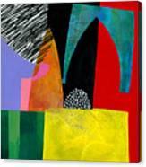 Shapes 5 Canvas Print