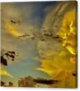 Shapes Of Heaven Canvas Print