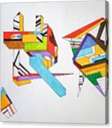 Shard Canvas Print