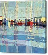 Shark River Inlet Canvas Print