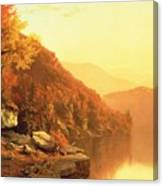 Shawanagunk Mountains Canvas Print