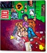 Shawns Room Canvas Print