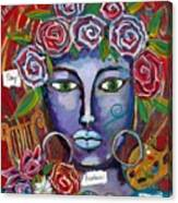 She Who Restores Wellness Canvas Print