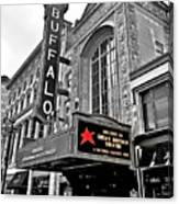 Shea's Buffalo Theater Canvas Print