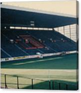 Sheffield United - Bramall Lane - South Stand 1 - 1970s Canvas Print