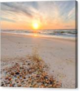 Shell Point Canvas Print