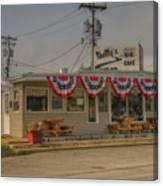 Shellys Route 66 Cafe Cuba Mo Dsc05554 Canvas Print