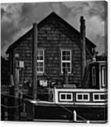 Shem Creek Heritage Canvas Print