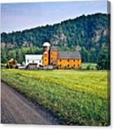 Shenandoah Valley Farm Canvas Print