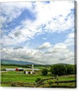 Shenandoah Valley West Virginia Scenic Series Canvas Print