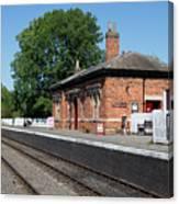 Shenton Station Canvas Print