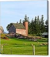 Shepard Farm Canvas Print