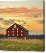 Sherfy Barn Canvas Print