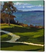 Sheridan Park No.5 Canvas Print
