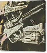 Sheriff Guns Canvas Print