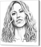 Sheryl Crow Canvas Print