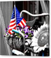 She's A Grand Old Flag Canvas Print