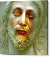 Shesus Canvas Print