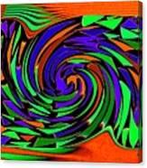 Shifting Sands Canvas Print