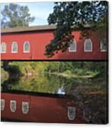Shimanek Bridge Canvas Print
