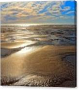 Shimmering Sands Canvas Print