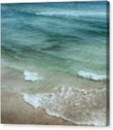 Shimmering Tide Canvas Print