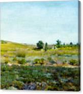 Shinnecock Hills, Summer - William Merritt Chase Canvas Print