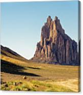 Shiprock 3 - North West New Mexico Canvas Print
