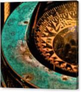 Ship's Compass Canvas Print