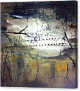 Ships Night Canvas Print